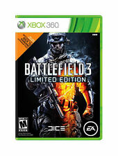 BATTLEFIELD 3 MICROSOFT XBOX 360 GAME DISCS AND CASE