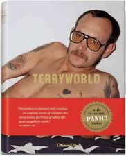 TERRYWORLD - TERRY RIDCHARDSON DIAN HANSON (HARDCOVER) NEW