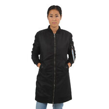 Alpha Industries - MA-1 Coat Black