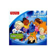 Fisher-Price: Get Up & Dance, New Music