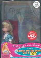 Fairy Tale Princess Collection - Beauty and the Beast DVD & Doll, DVD, ,