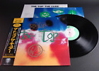 """THE CURE """"THE TOP"""" RARE!!! JAPANESE LP VINYL"""