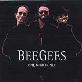Bee Gees - One Night Only CD (Live Recording, 1999)