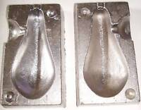 8 oz BOAT WEIGHT MOULD,WEIGHT MOULDS,LEAD MOULDS