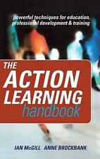 NEW The Action Learning Handbook by Anne Brockbank Hardcover Book (English) Free