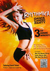 RHYTHMICA DANCE CARDO PARTY BRAND NEW DVD 2 FAT BURNING WORKOUTS