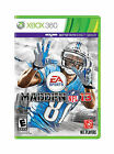 MADDEN NFL 13 MICROSOFT XBOX 360 GAME DISC AND CASE