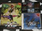Sega Dreamcast DC Import New Game Macross M3 Box Set Japan Region Locked