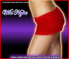 FANCY DRESS ACCESSORIES # FEVER FRILLY KNICKERS RED