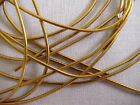 Smooth Purl, Gold, Bullion for Metal Thread Embroidery