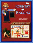 Craft Books: #1767 Kountry Kalling Tole Painting