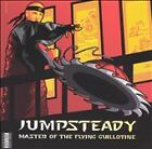 CD JUMPSTEADY MASTER OF THE FLYING GUILLOTINE ICP ~NM!!