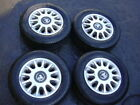 """HOLDEN VR STATESMAN COMMODORE 15"""" X 6"""" MAGS WHEELS TYRES CENTER CAPS SET OF 4"""