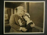 20s Hold Your Breath VINTAGE Christie Comedy PHOTO 353s