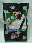 Elvis Presley The Cards of His Life Trading Cards Sealed Box Series 1