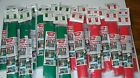 Christmas CANDLE Outdoor Window Decorations SHUTTER WRAPS Set