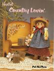 Pat McClure : Heartfelt COUNTRY LOVIN' Painting Book - OOPS!