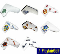 New - Premier League Football Club Blade Golf Putter Head Cover