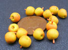 1:12 Scale 12 x Cox's Apples Dolls House Miniature Fruit Food Kitchen Accessory
