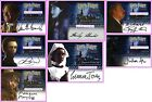 Aunt Petunia Lockhart Percy Sprout Auto CoS Harry Potter Autograph Trading Card