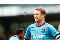 West Ham F.C Kevin Nolan Hand Signed Photo 12x8 1.
