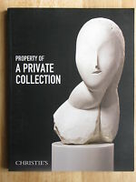 Christie's Property of A Private Collection Impressionist Modern Art Nov 2012