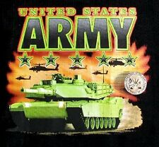 DEPARTMENT OF ARMY US OF AMERICA US ARMY TANK HELICOPTER SWEATSHIRT 552