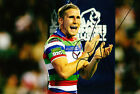 Wigan Warriors Hand Signed Sam Tomkins Photo 12x8 2012 1.