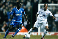 Birmingham City F.C Morgaro Gomis Hand Signed 11/12 Photo 12x8 3.