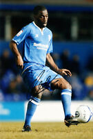 Birmingham City F.C Morgaro Gomis Hand Signed 11/12 Photo 12x8 5.