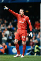 Birmingham City F.C Colin Doyle Hand Signed 11/12 Photo 12x8 1.