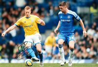 Birmingham City F.C Adam Rooney Hand Signed 11/12 Photo 12x8 3.
