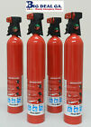 4 First Alert Fire Extinguishers With 15% More Per Unit New!!!