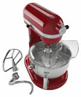 KitchenAid Pro 600 Rksm6573er Stand Mixer 10-speed RED Professional heavy duty
