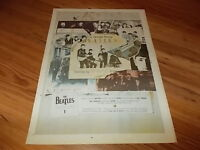 The Beatles-1995 poster size press advert
