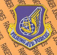 USAF 25th Fighter Squadron FS PAF Pacific Air Forces shield pocket patch