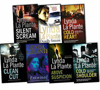 Lynda La Plante An Anna Travis Mystery 7 Books Collection Pack Set New Paperback