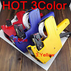 Wholesale 3Color Price Gun Retail Store Pricing Tag Display Labeler 1Roll Label