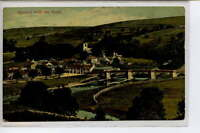 (Le319-341) BURNSALL from the South, Skipton c1910 Unused G-VG, Grimshawes