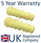 2 VW AUDI BUMP STOPS SUSPENSION BUFFER MK4 GOLF BORA A3