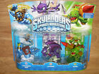 MOC Skylanders Spyro's Adventure Video Game Figures LIGHTNING ROD/CYNDER/ZOOK