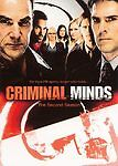 Criminal Minds ~ Complete 2nd Second Season 2 Two ~ BRAND NEW 6-DISC DVD SET
