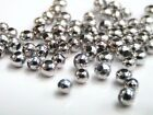 500 x 2.4mm Antique Silver Plated Smooth Spacer Beads Craft Findings Beads S171