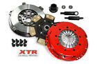 XTR STAGE 3 CLUTCH KIT+ RACING FLYWHEEL BMW M3 Z3 2.8L 3.0L 3.2L E36 S50 S52 M52
