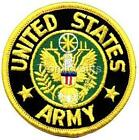 United States Army Military Patch SM TG8263