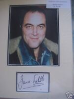 JAMES NESBITT - TOP IRISH ACTOR - SUPERB SIGNED COLOUR PHOTO DISPLAY