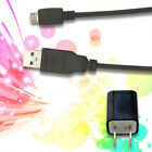 AC Charger + Micro USB Data Cable for T-Mobile myTouch 4G Slide HTC 7 Pro One S