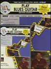 Play Blues Guitar Getting Started TAB Book/DVD Learn How to Play Beginner Method