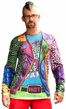 Party Suit LMFAO Funny Fancy Dress T shirts Faux Real Tees