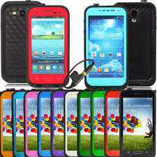 Waterproof Shockproof Dirt Proof Hard PC Case Cover For Samsung Galaxy S4 S3